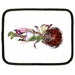 Fairy magic faerie in a dress Netbook Sleeve (Large)