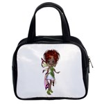 Fairy magic faerie in a dress Classic Handbag (Two Sides)