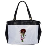 Fairy magic faerie in a dress Oversize Office Handbag (One Side)