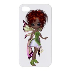Fairy magic faerie in a dress Apple iPhone 4/4S Premium Hardshell Case