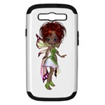 Fairy magic faerie in a dress Samsung Galaxy S III Hardshell Case (PC+Silicone)