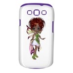 Fairy magic faerie in a dress Samsung Galaxy S III Classic Hardshell Case (PC+Silicone)