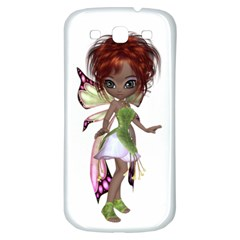 Fairy Magic Faerie In A Dress Samsung Galaxy S3 S Iii Classic Hardshell Back Case by goldenjackal