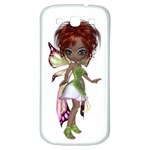 Fairy magic faerie in a dress Samsung Galaxy S3 S III Classic Hardshell Back Case