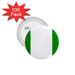 Nigeria Flag 1.75  Button (100 pack)  from ArtsNow.com Front