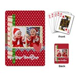 new year - Playing Cards Single Design