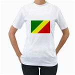 Republic of Congo Flag Women s T-Shirt