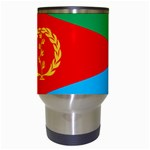 Eritrea Flag Travel Mug (White) from ArtsNow.com Center