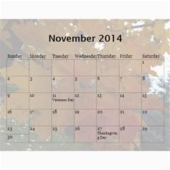 Жорик By Vitaliya   Wall Calendar 11  X 8 5  (12 Months)   Lk9uu8q56liw   Www Artscow Com Nov 2014