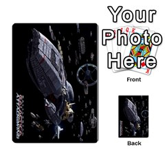 Bsg X Wing Cards By Michael   Playing Cards 54 Designs   Jzko8sh13ibx   Www Artscow Com Back