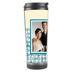 Wedding By Paula Green   Travel Tumbler   Memf906t8ev9   Www Artscow Com Left