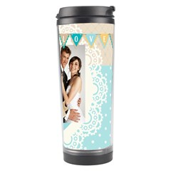 Wedding By Paula Green   Travel Tumbler   Pifjbma7tc4g   Www Artscow Com Right