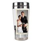wedding - Stainless Steel Travel Tumbler