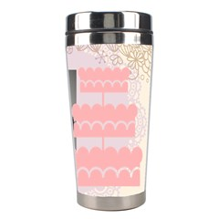 Wedding By Paula Green   Stainless Steel Travel Tumbler   Xhl6wu7fe7j3   Www Artscow Com Right