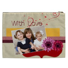 Love By Joely   Cosmetic Bag (xxl)   Msjrt4hjgg42   Www Artscow Com Back