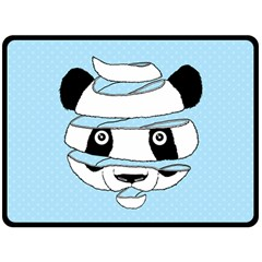 Panda Fleece Blanket (Extra Large) by Contest1732468