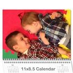 ema - Wall Calendar 11  x 8.5  (12-Months)