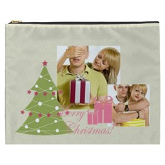 Xmas By May   Cosmetic Bag (xxxl)   G6rvq35i40iu   Www Artscow Com Front