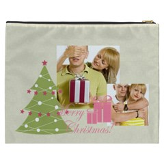 Xmas By May   Cosmetic Bag (xxxl)   G6rvq35i40iu   Www Artscow Com Back