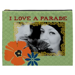 Love By May   Cosmetic Bag (xxxl)   Uzb26qr7e8bz   Www Artscow Com Front