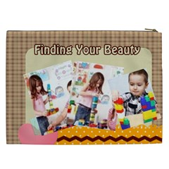 Kids By Kids   Cosmetic Bag (xxl)   Ttys9510etjo   Www Artscow Com Back