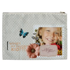 Kids By Kids   Cosmetic Bag (xxl)   Kwe7ami859za   Www Artscow Com Back