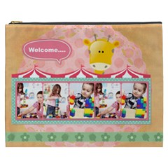 Kids By Kids   Cosmetic Bag (xxxl)   Hb1f14d42gfx   Www Artscow Com Front