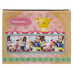 Kids By Kids   Cosmetic Bag (xxxl)   Hb1f14d42gfx   Www Artscow Com Back