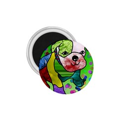 Pug 1 75  Button Magnet by Siebenhuehner