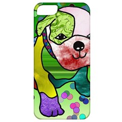 Pug Apple Iphone 5 Classic Hardshell Case by Siebenhuehner