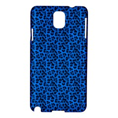 Leopard Print Samsung Galaxy Note 3 N9005 Hardshell Case by EndlessVintage