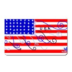 MEAH USA FLAG Magnet (Rectangular)