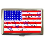 MEAH USA FLAG Cigarette Money Case
