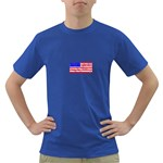 MEAH USA FLAG Dark T-Shirt