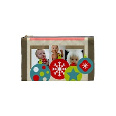 Kids By Mac Book   Cosmetic Bag (small)   Qjpzw0a2acs1   Www Artscow Com Front