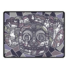 Barong Fleece Blanket (small)