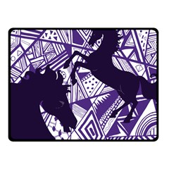 Year of the HORSE Fleece Blanket (Small) by Contest1732250