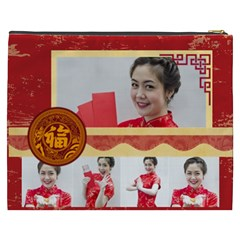 Chinese New Year By Ch   Cosmetic Bag (xxxl)   Wm5zokqij5hz   Www Artscow Com Back