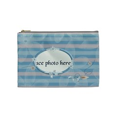 Sweetcomfort2 Med By Kdesigns   Cosmetic Bag (medium)   Fgjddkwt0r46   Www Artscow Com Front