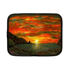 Alyssa s Sunset By Ave Hurley Artrevu   Netbook Case (small) by ArtRave2