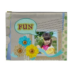 Kids By Kids   Cosmetic Bag (xl)   L1aweng192kh   Www Artscow Com Front