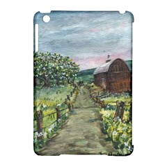 Amish Apple Blossoms  by Ave Hurley of ArtRevu ~ Apple iPad Mini Hardshell Case (Compatible with Smart Cover) by ArtRave2