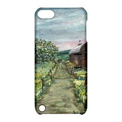 Amish Apple Blossoms  by Ave Hurley of ArtRevu ~ Apple iPod Touch 5 Hardshell Case with Stand