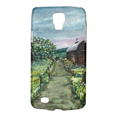 amish Apple Blossoms  By Ave Hurley Of Artrevu   Samsung Galaxy S4 Active (i9295) Hardshell Case
