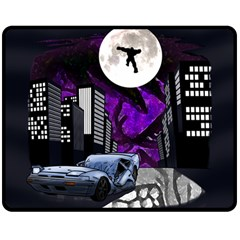 Don t Blame The Valet, Blame Him! Fleece Blanket (medium) by Contest1732250