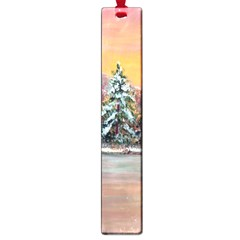 jane s Winter Sunset   By Ave Hurley Of Artrevu   Large Book Mark by ArtRave2