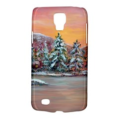 jane s Winter Sunset   By Ave Hurley Of Artrevu   Samsung Galaxy S4 Active (i9295) Hardshell Case by ArtRave2