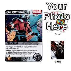 Jack Dcdb Avengers 2 By Mark   Playing Cards 54 Designs   27jtnrs7ay16   Www Artscow Com Front - ClubJ