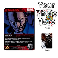 Dcdb Xmen 1 By Mark   Playing Cards 54 Designs   F1c5qgnpxx4s   Www Artscow Com Front - Heart5