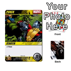Dcdb Xmen 1 By Mark   Playing Cards 54 Designs   F1c5qgnpxx4s   Www Artscow Com Front - Diamond4